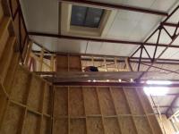 Aménagement d'un garage automobile en habitation à Flers dans l'Orne