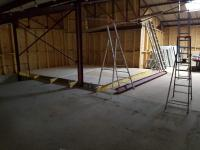 Démarrage d'un loft issu d'un bâtiment industriel en habitation à Flers